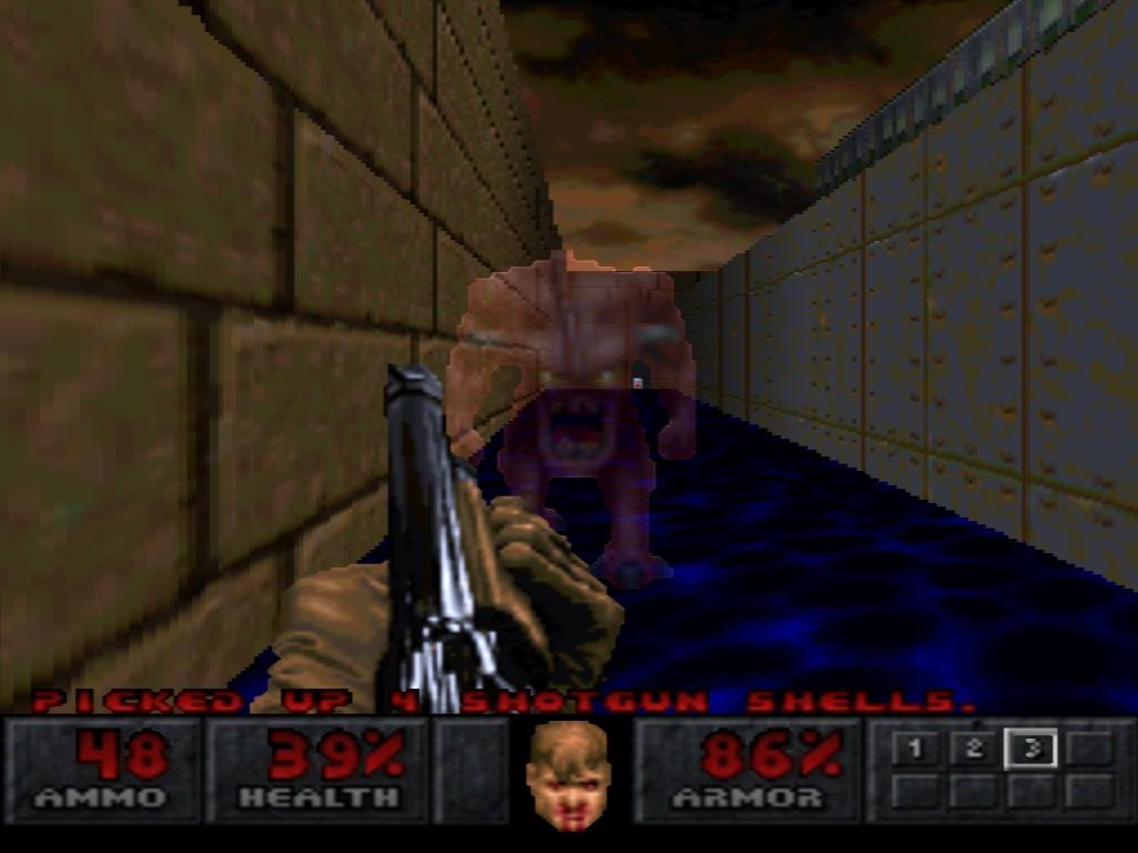 Doom ISO ROM Download for PSX - freeroms.com